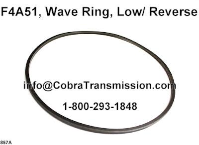 Cobra Transmission Parts 1-800-293-1848: F4A51
