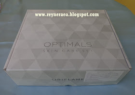 Optimals Even Out Skincare Set by Oriflame