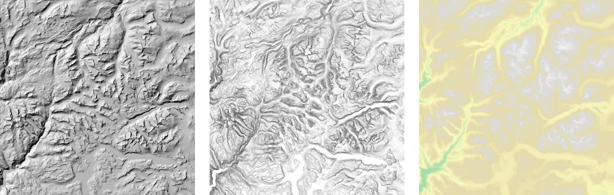 master maps: Terrain mapping with Mapnik