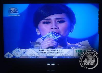 """Rani Indonesia """" AKHIR SEBUAH CERITA"""""""