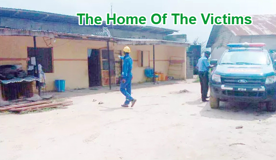 assassins wipe out entire family ikorodu lagos