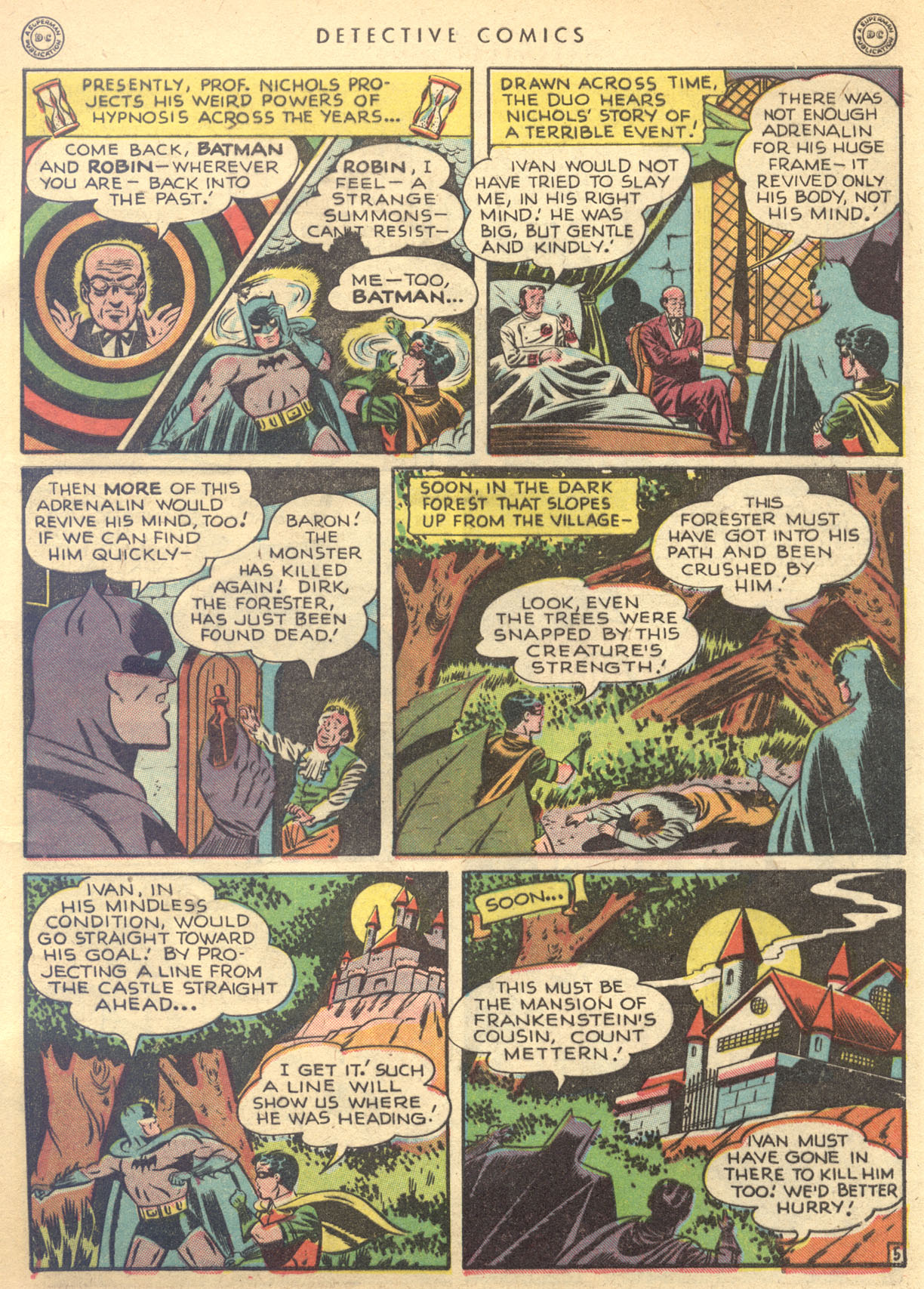 Detective Comics (1937) 135 Page 6