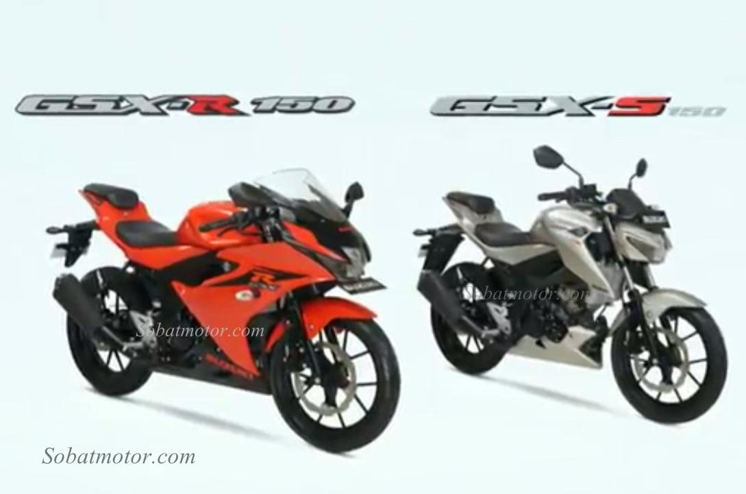 Indonesia Motorcycle Show 2016 : Suzuki Indonesia resmi merilis GSX-R150 dan GSX-S150 !