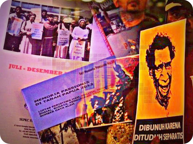 SKPKC Fransiskan Papua Luncurkan Laporan Peristiwa dan Fakta HAM 2016