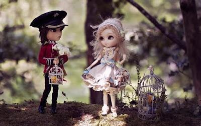 صور حب جميلة دمية باربي