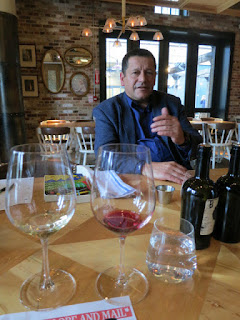 Pierre Jhean, Winemaker and Director at Henri de Villamont