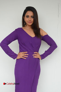 Actress Rakul Preet Singh Latest Stills in Beautiful Long Dress  0015.JPG