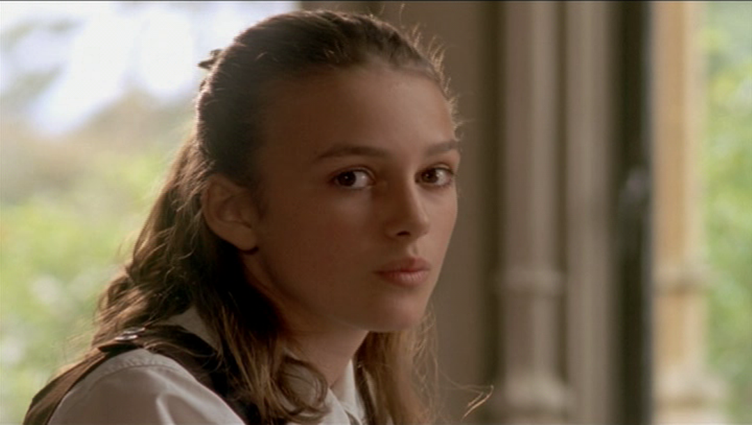 Movie and TV Screencaps: Keira Knightley as Young Judith Dunbar in ... Rupert Grint