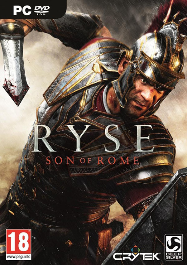 Ryse Son of Rome Download Cover Free Game