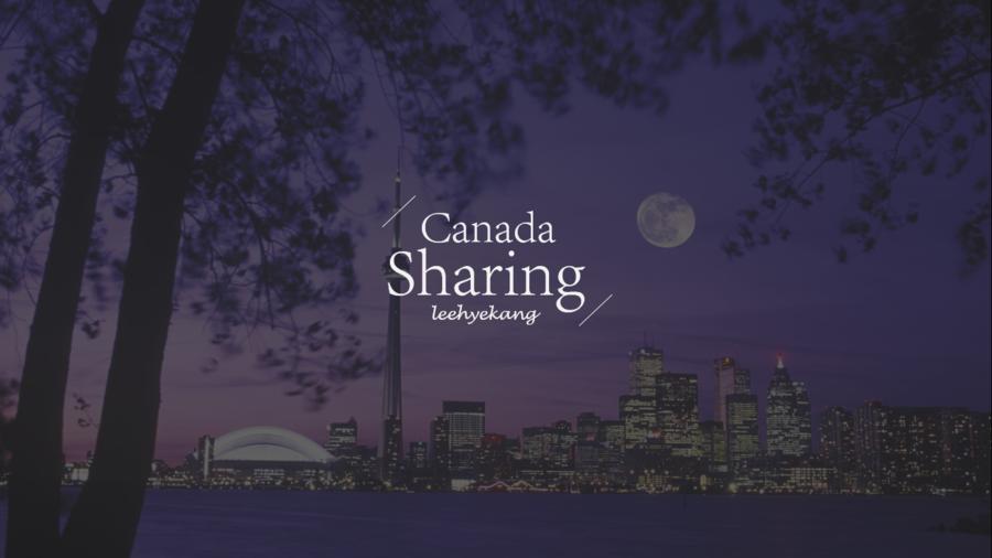 캐나다 파워포인트 템플릿 무료 다운로드 Canada Powerpoint Template For Free