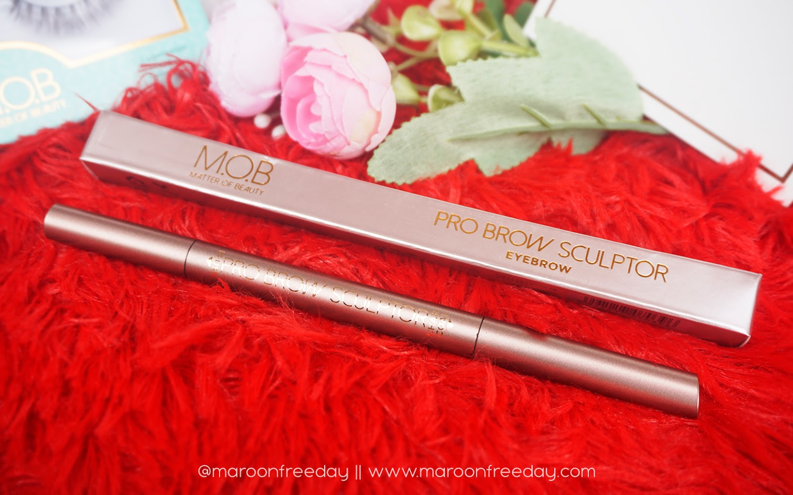 Review MOB Pro Brow Sculptor
