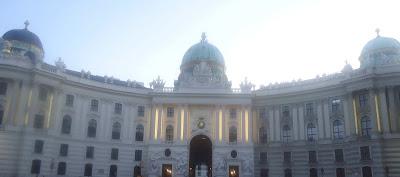 Hofburg Palace Vienna Wien Austria Sisi