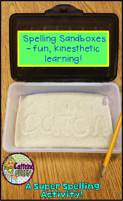 Fun, kinesthetic learning for students