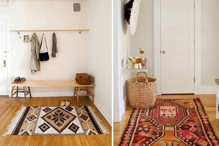 Marzua alfombras con ribete para el dise o interior for Tipos de alfombras