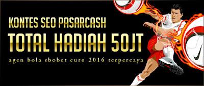 Kontes SEO Pasarchas.com Agen Bola Sbobet EURO 2016 Terpercaya