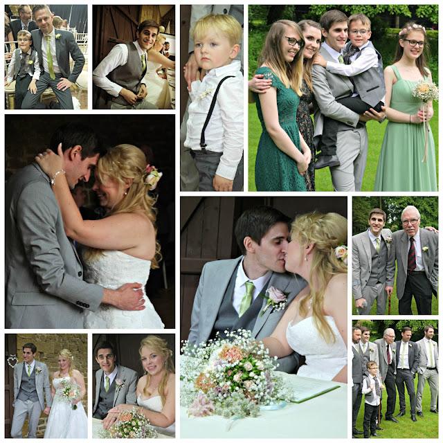 wedding day, bride, groom
