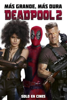 Deadpool 2 2018 Custom HD Latino Cam V4