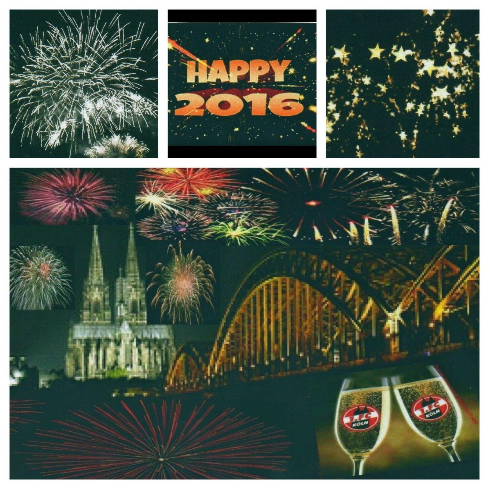 Meine Engelwerkstatt: Neujahrswünsche, Jahresrückblick und 12tel Blick