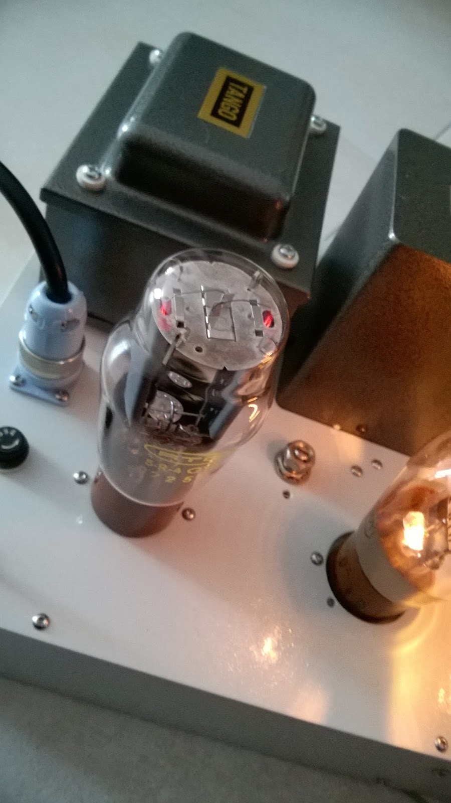 a Direct Heating Triode blog