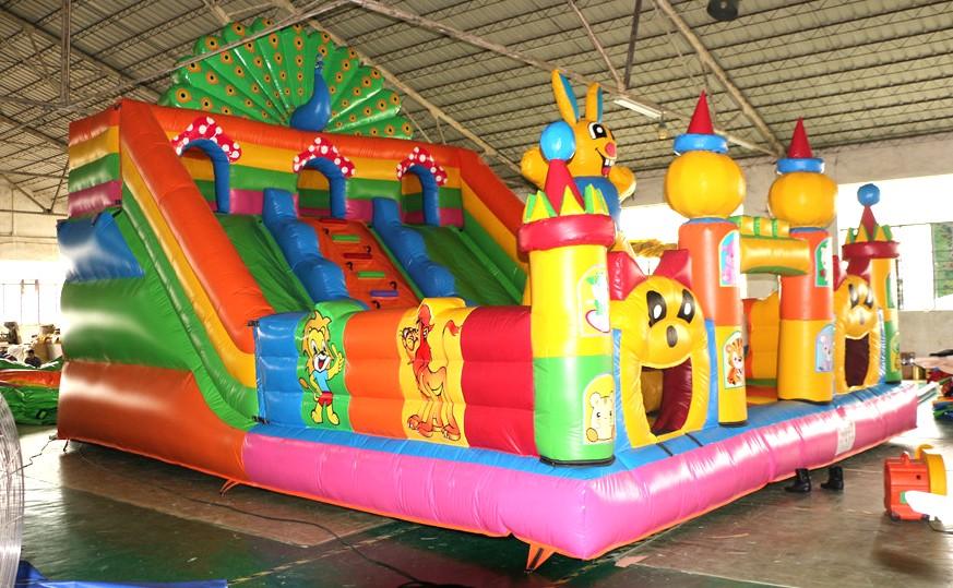 rumah balon | istana balon | balon loncat 9