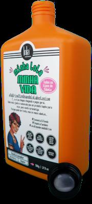 Composição Completa com lista de ingredientes e funções do Condicionador Minha Lola Minha Vida Liberada para No Poo, low Poo e Cowash (Sem sulfatos, petrolatos, silicones e parabenos)