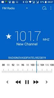 Nokia 6 FM Radio
