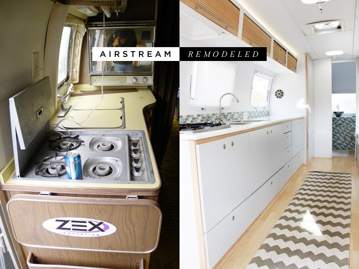 vieja caravana remodelada Airstream
