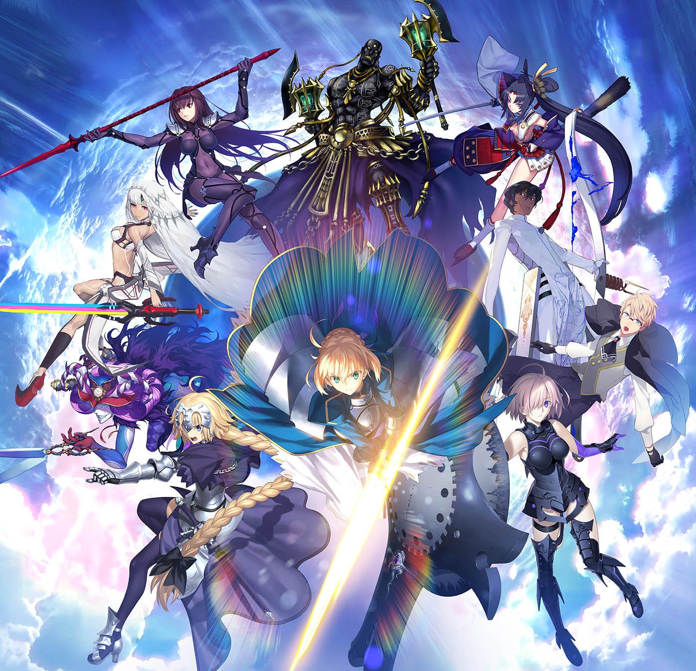 Fate/Grand Order | RayIX Reviews