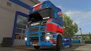Painted Accessories - Paint truck addons