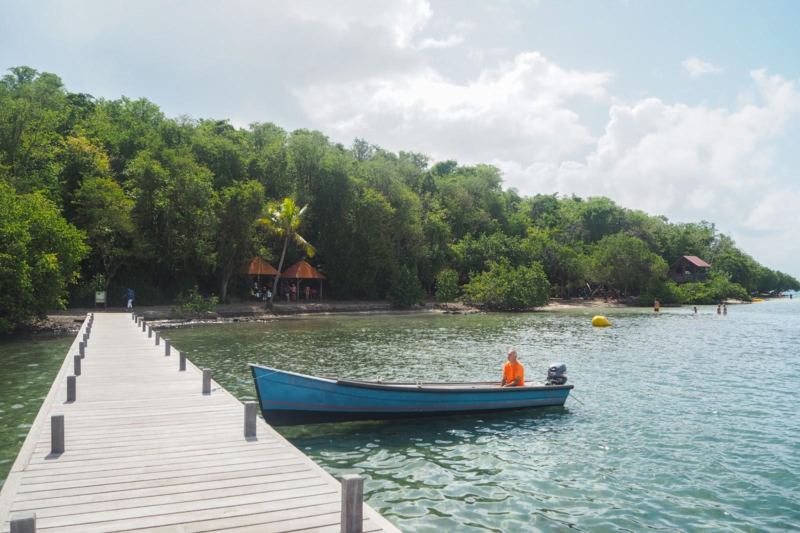 Martinique îlets du François