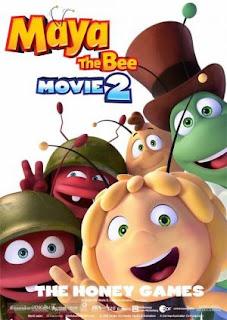 Chú Ong Maya 2: Cuộc Chiến Ong Mật - Maya the Bee: The Honey Games (2018) | Vietsub HD