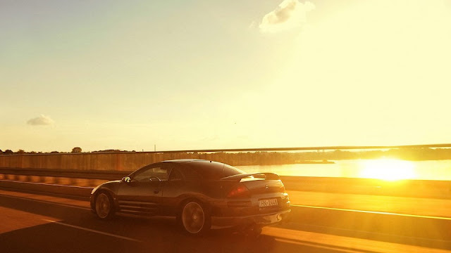 Mitsubishi Eclipse 3G, D50, usportowione coupe, zdjęcia, tuning, japońskie, amerykańskie, silnik V6