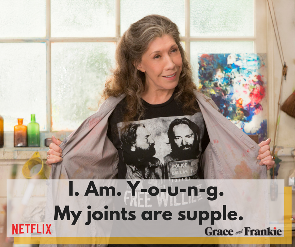 Grace and Frankie New @Netflix Original Premieres May 8 #streamteam