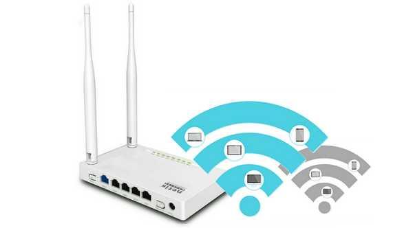 mengatur kekuatan sinyal wifi router netis