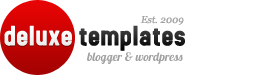 Free Download Deluxe Templates Blogger Wordpress