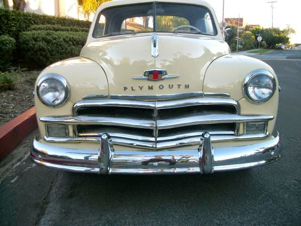 Great Running 1950 Plymouth Business Coupe Auto