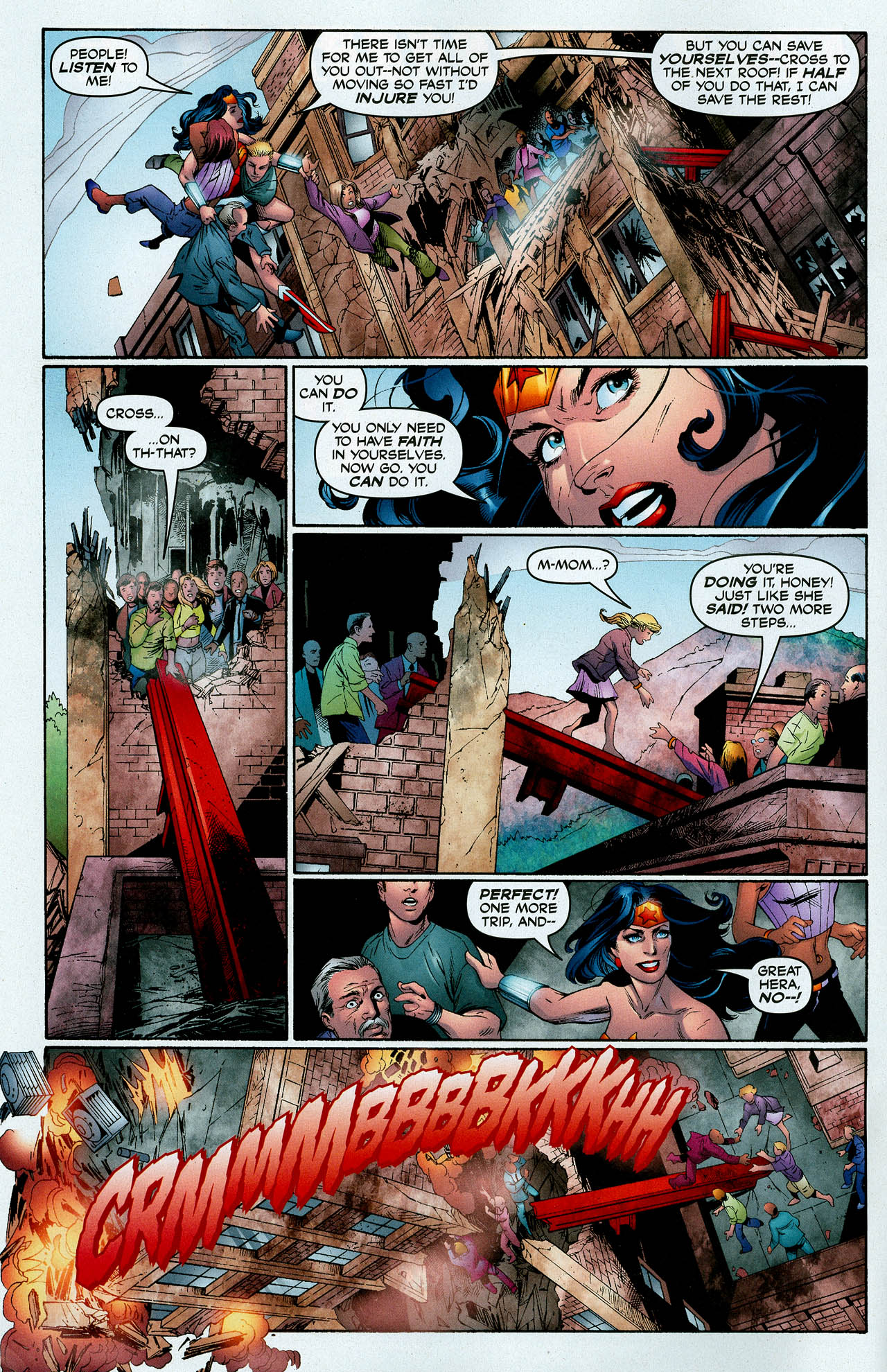 Read online Trinity (2008) comic -  Issue #4 - 7