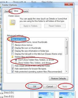 Cara Menyembunyikan File di Komputer Tanpa Software