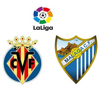 Villarreal vs Malaga match highlights