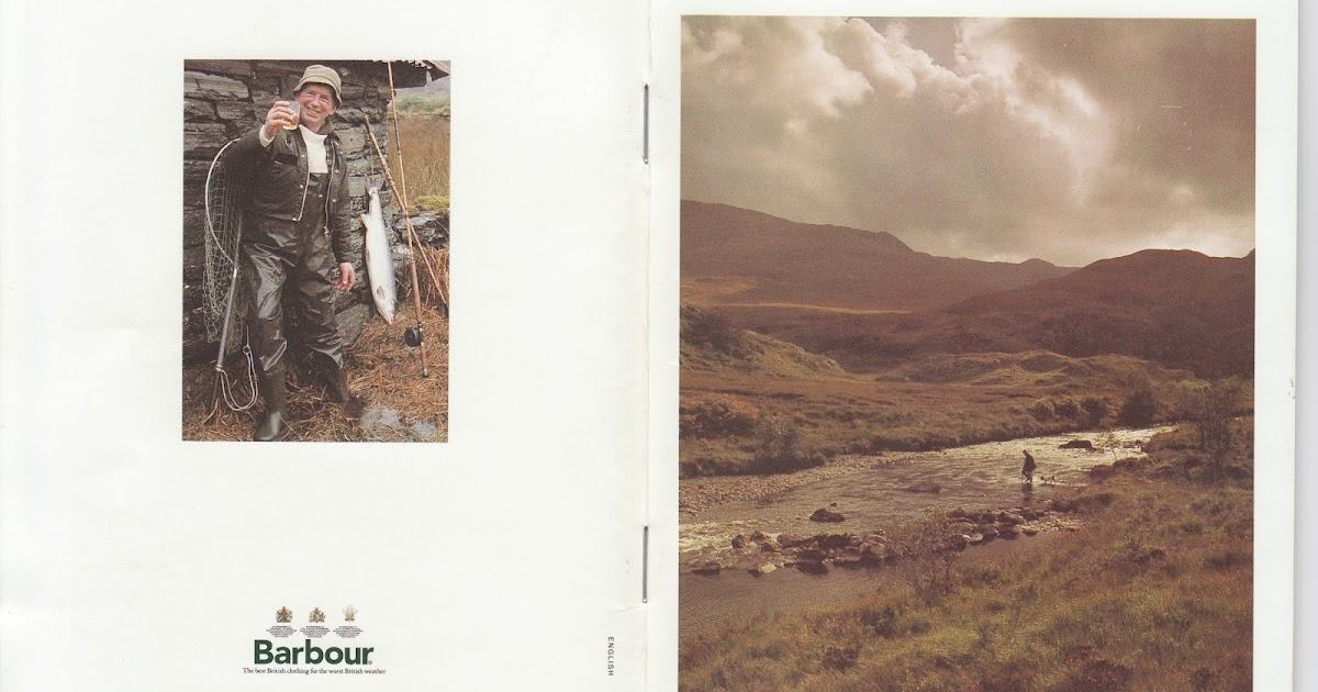 Barbour Sapper Jacket >> Thornproof: Barbour 1994 Catalogue