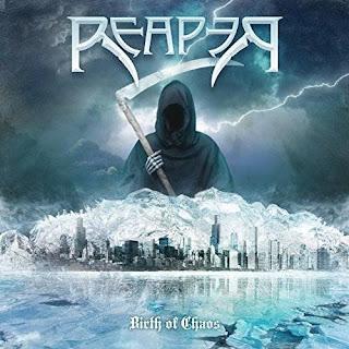 """Ο δίσκος των Reaper """"Birth of Chaos"""""""