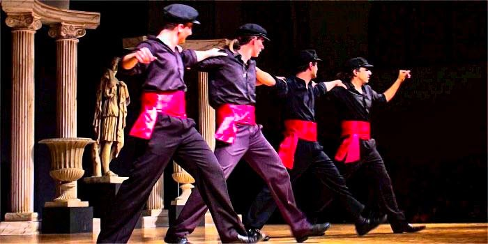 Il sirtaki - Il ballo di Zorba il greco