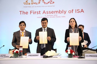 2nd Assembly of International Solar Alliance (ISA)