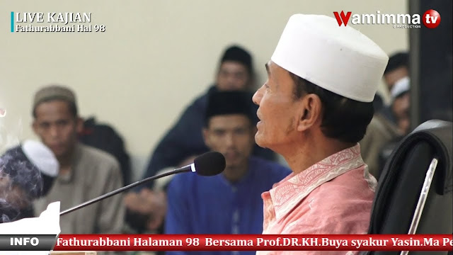 KH Buya Syakur Yasin, Ulama Indramayu Tolak Seruan People Power