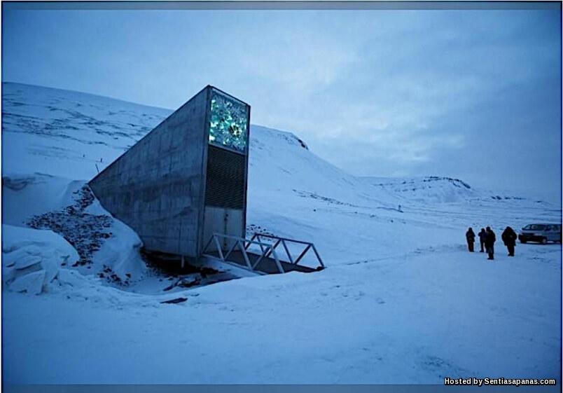 Norway Naik Taraf 'Bilik Kebal' Hari Kiamat