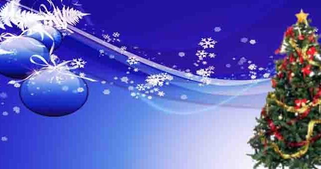 Layanan Jasa Percetakan Spanduk Natal Gambar Cetak Menerima Banner Background