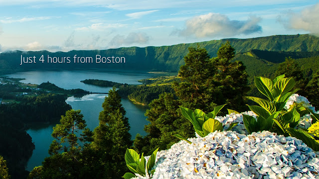 Azores Airlines Starts the New Year with a Winter Flash Sale: Azores from just $480, Roundtrip
