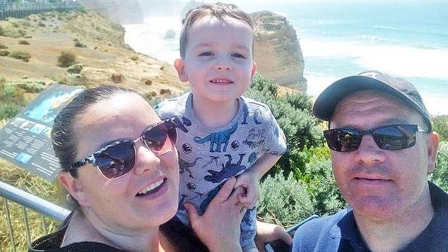 Irish family facing deportation because their three year old sick son