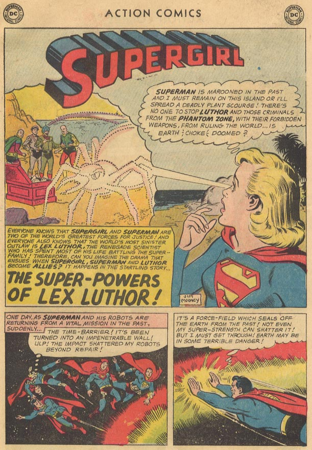 Read online Action Comics (1938) comic -  Issue #298 - 19