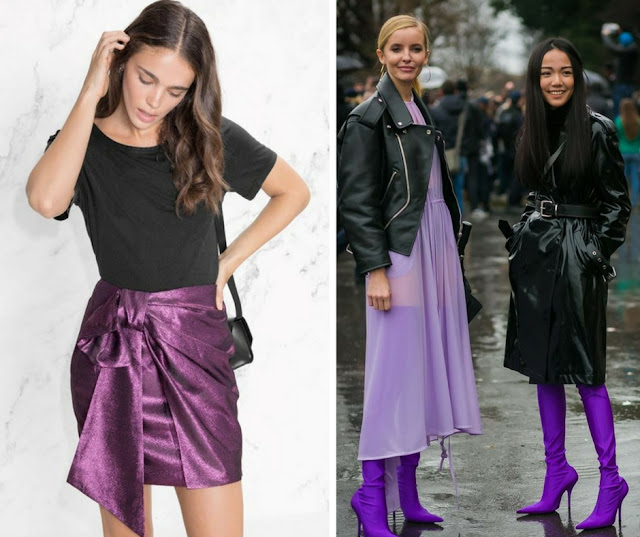 How to rock Pantone color of the year 2018